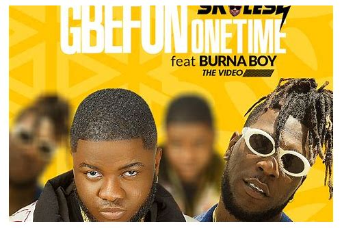 burna boy songs download free