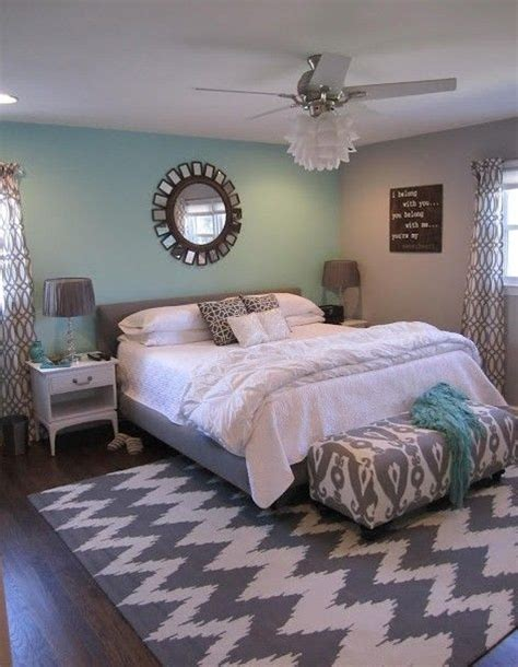 Gray And Turquoise Bedroom by Turquoise And Gray Bedroom Decorate House