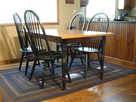 shaker mission craftsman dining room furniture
