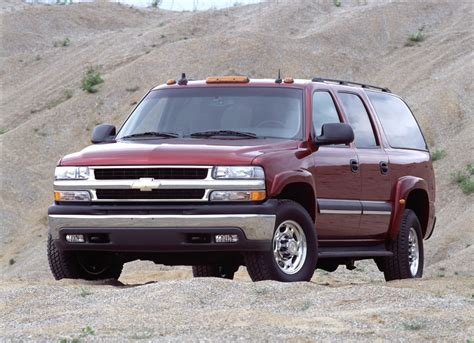 chevrolet suburban 2003 chevrolet suburban pictures history value research