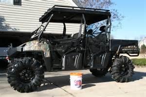 Best Tires For Polaris Ranger Crew Polaris Ranger Crew On My Wishlist For The Farm And For