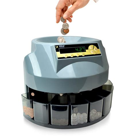coin counter ebay 2 in 1 automatic electric coin change counter sorter counting sorting machine ebay