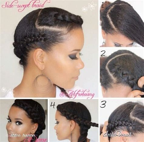 Relaxed Hair Protective Styles For Hair by Protective Styling Inspiration Relaxed Hair Get Your