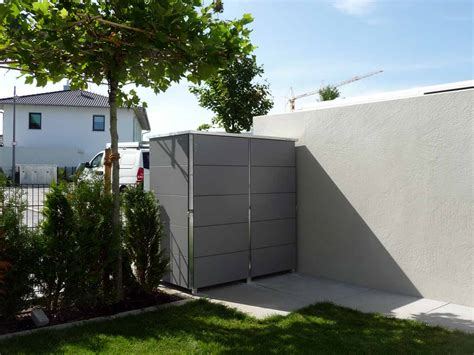 Garten Q Trash by M 252 Lltonnenbox M 252 Llbox Aus Metall Oder Edelstahl