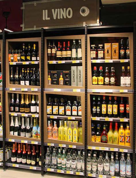scaffale supermercato scaffali per supermercati allestire punto vendita con