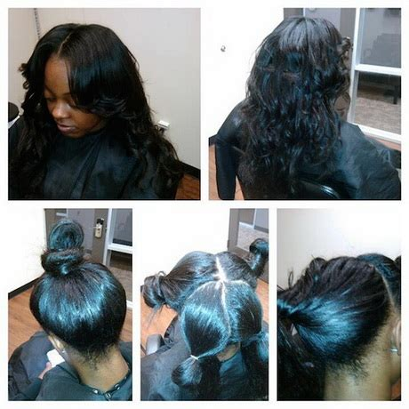 vixen sew in ponytail hairstyles you can get with the vixen sew in