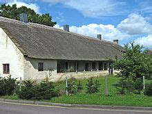 thatched roof 1990s st margaret s almshouses
