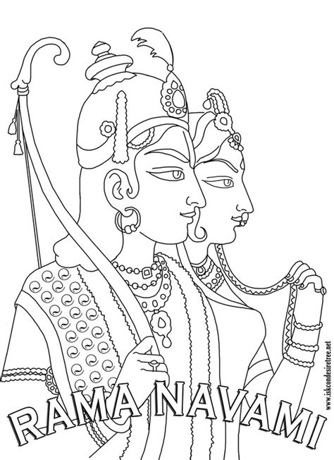 ram navami coloring pages coloring pages pinterest