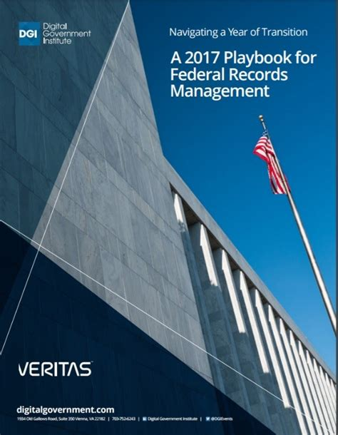 Federal Docket Search A 2017 Playbook For Federal Records Management Dlt