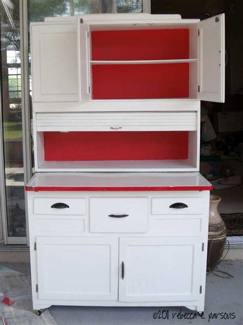 Diy Hoosier Cabinet by Ghosts Of Furniture Past Update Diy Hoosier Cabinet