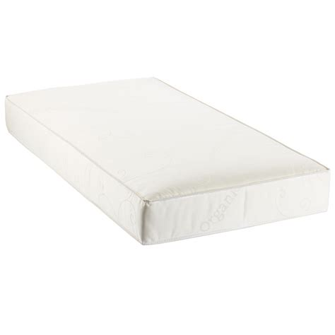 Simmons Naturally Mattress by Carousel Crib Green The Land Of Nod