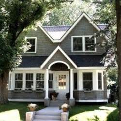 Craftsman Style House Colors by Project Dream House Positively Panicked