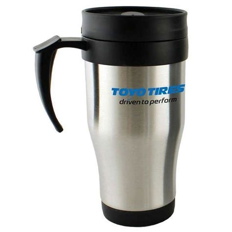 design thermo mug stainless steel thermal mug promotional personalised