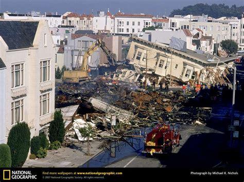 earthquake california a san francisco bay area earthquake measuring 7 1 in
