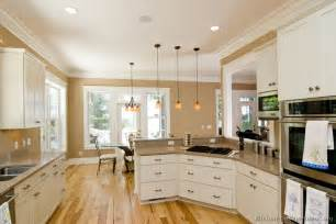 Traditional Kitchens Designs Pictures Of Kitchens Traditional White Kitchen Cabinets