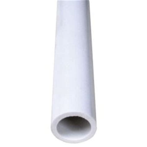 vpc 1 2 in x 2 ft pvc sch 40 pipe 22015 the home depot