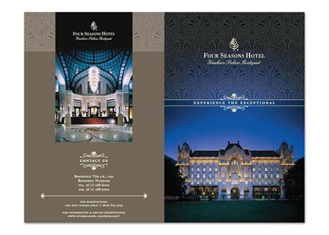 Hotel Wedding Brochure Pdf by Four Seasons Hotel Brochure On Behance