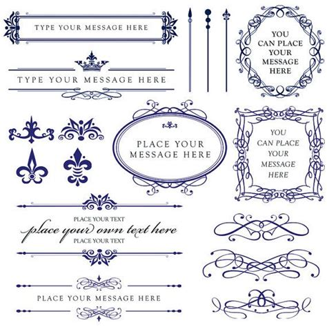 Wedding Card Border Line by Wedding Card Design Clipart 66