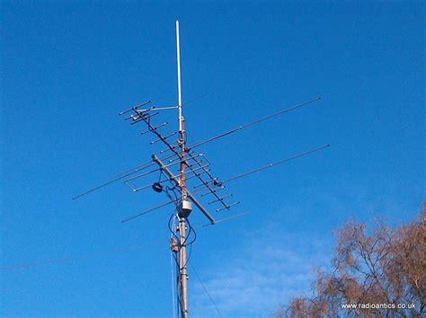 radio antics 6m 70cm antenna updates at the qth