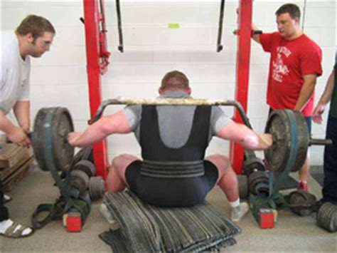 box squat bench box squats