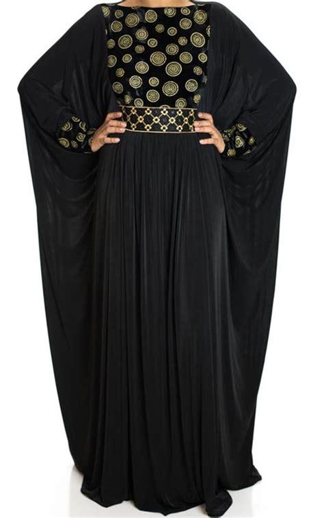 Trend Jilbab 2017 Fashion Butterfly Jersey Abaya 2017 Kaftan Jilbab