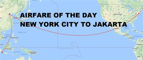 airfare of the day air china new york city to jakarta economy class 447 trip
