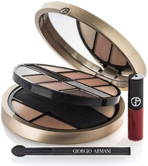 Make Up For Palette Pouch giorgio armani luxe is more palette and pouch for fall