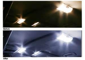 putco toyota tundra led interior dome lights