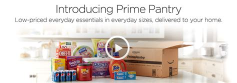 Prime Pantry by Prime Pantry Food Snacks Household