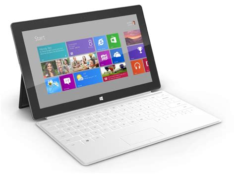 Microsoft Tablet Windows 8 microsoft surface tablet to launch with windows 8 on oct