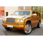 Hummer Bentley SUV News  Top Speed