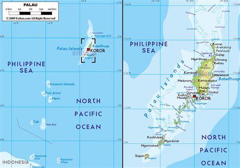 palau babeldaob island map palau babeldaob island map newhairstylesformen2014 com