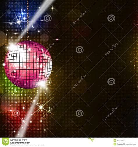 free light background music disco lights music background royalty free stock