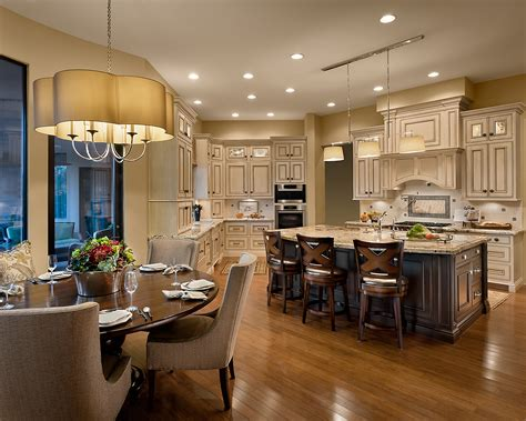 kitchen and dining pictures coppercafe the battle of optimizing home square footage