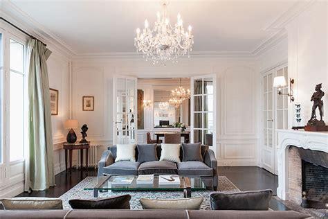 paris living room hip paris blog 187 before after the renovation of haven