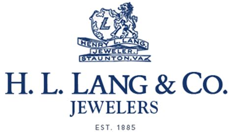 And Co L by H L Lang Co Staunton S Home For Jewelry