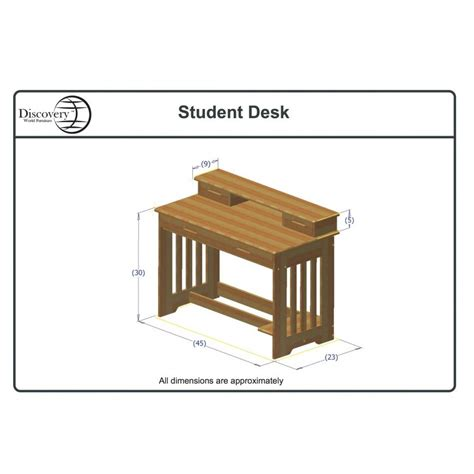 One Honey Twin Captains Bed One Student Desk With Chair Student Desk Dimensions