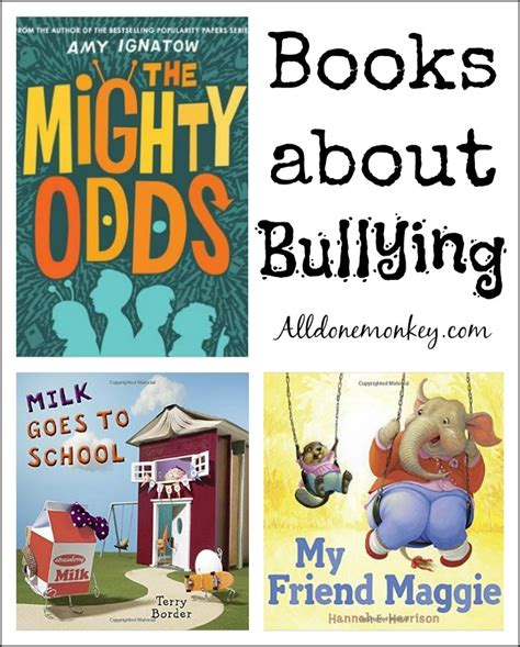 picture books about bullying books about bullying all done monkey