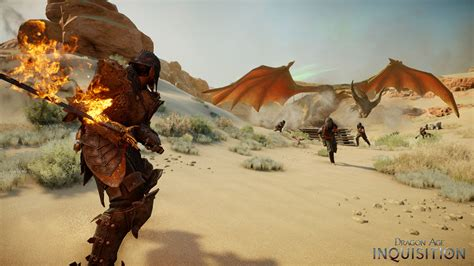 age inquisition ps4 vs xbox one and screenshot comparison performs better on ps4