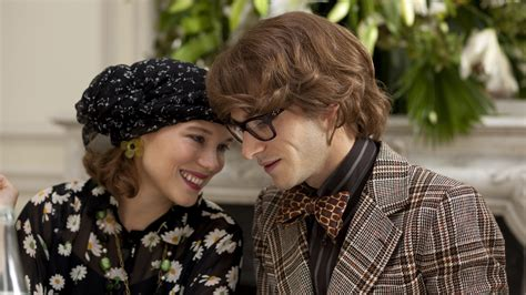 lea seydoux gaspard ulliel saint laurent gaspard ulliel on the challenges of playing