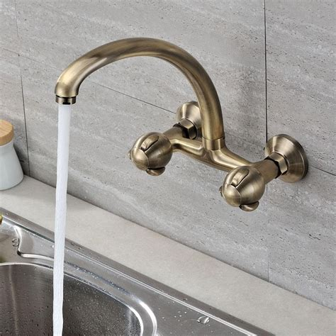 types of faucets kitchen types of kitchen faucet mounts
