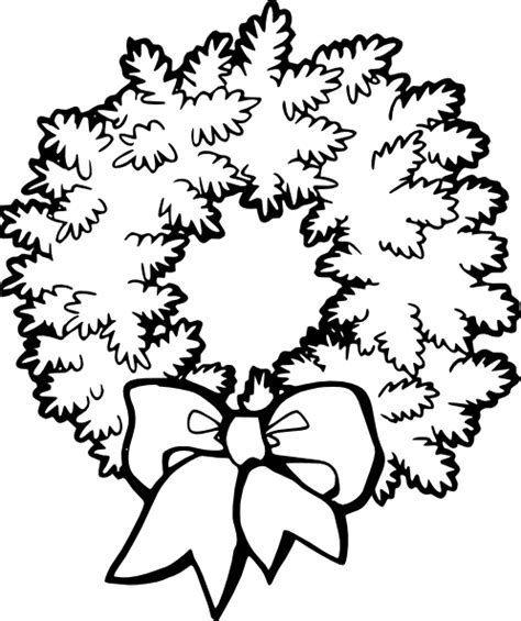 black and white christmas clipart the cliparts