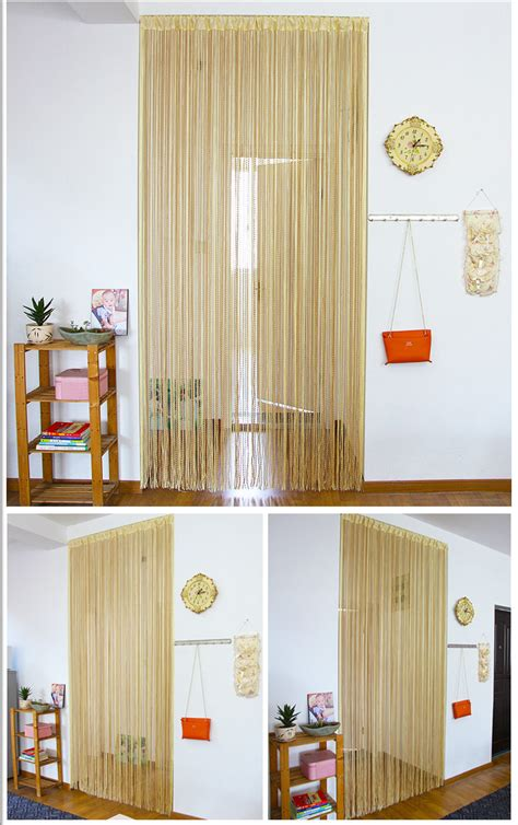 door curtains to keep out flies 1 0 215 2 0m glitter string bead door curtain panels fly
