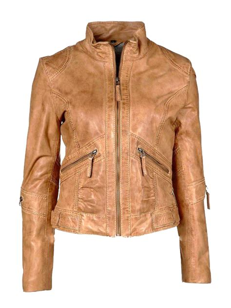 light brown leather jacket womens gallery for gt light brown leather jacket