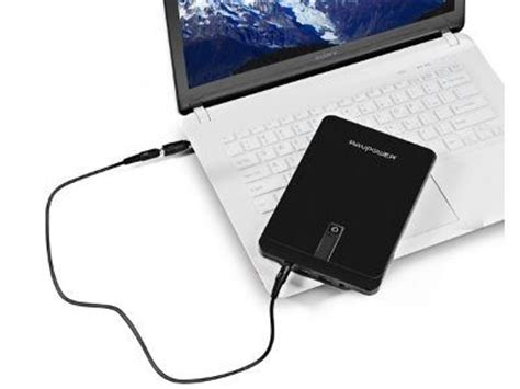 can we charge laptops via usb with a power bank? quora