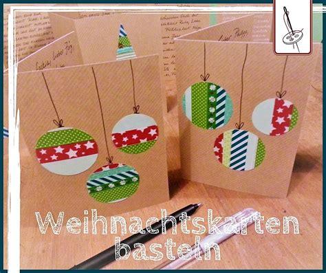 Weihnachtskarten Kinder Basteln by Weihnachtskarten Basteln Mit Kindern Diyweihnachten02