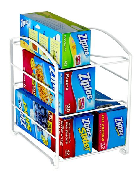 Grayline 40232 Deluxe Wrap Rack 5 best kitchen wrap organizer a helpful addition in the