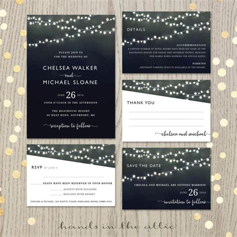 royal blue wedding invitation sets royal blue wedding invitation set printable stationery