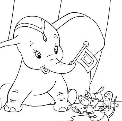 Dumbo Pictures To Color Kids Coloring Page Cavasecreta Com Dumbo Pictures To Color