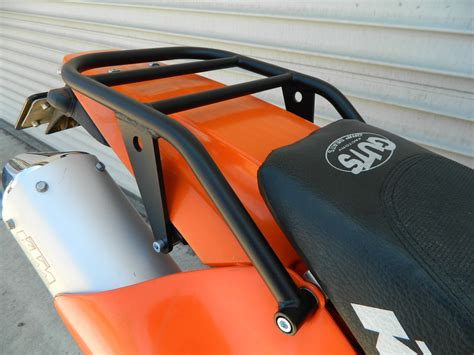 the 2 55 quilted chain bag luggage rack for ktm 500 exc